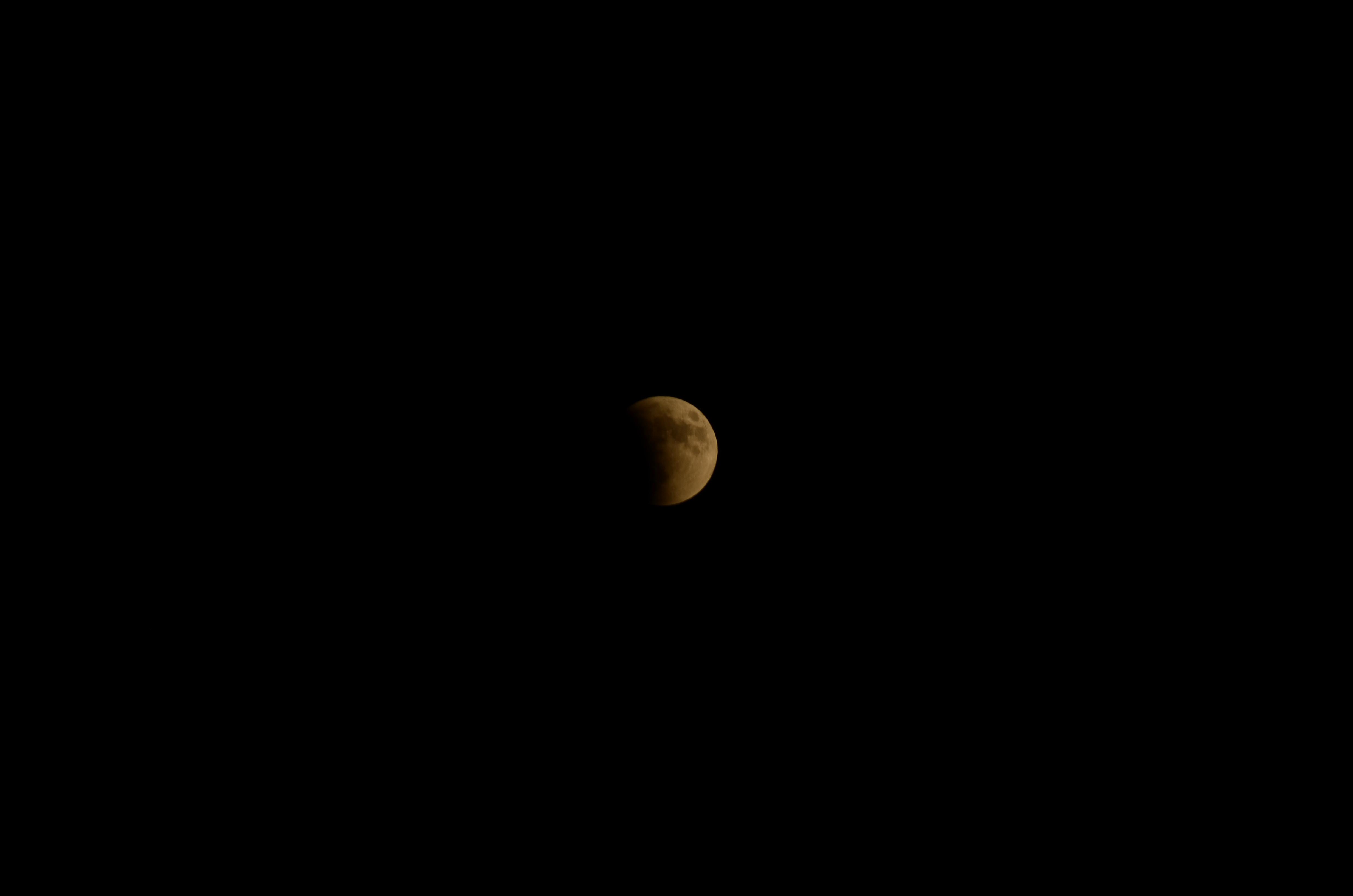 Blood Moon: Full Lunar Eclipse