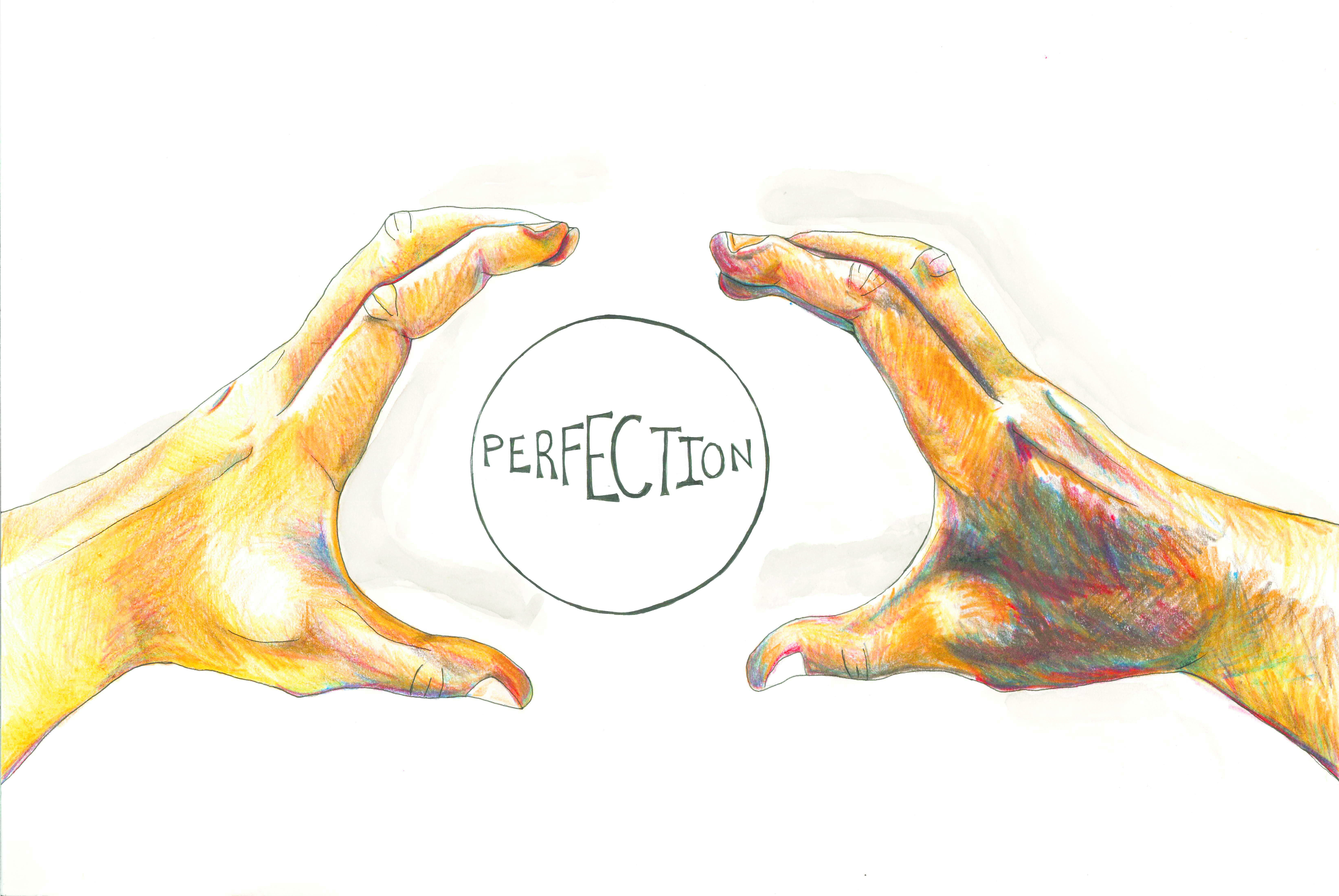 Perfectionism has its perks