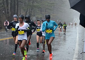 Runners Battle Harsh Conditions, Emerge Victorious in the Boston Marathon