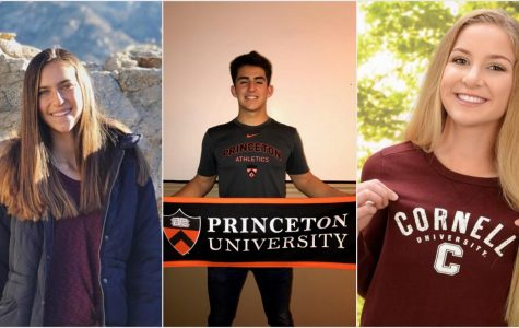 Academy Athletes To Continue in College (Updating)