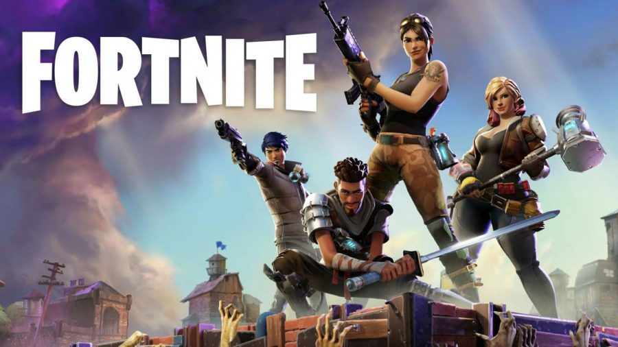 Drop+in+on+Fortnite%2C+the+gaming+phenomena