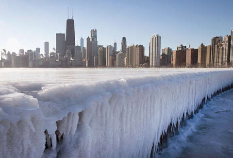 Arctic Blast Surges the Midwest and Northeast