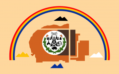 Navajo Nation Flag