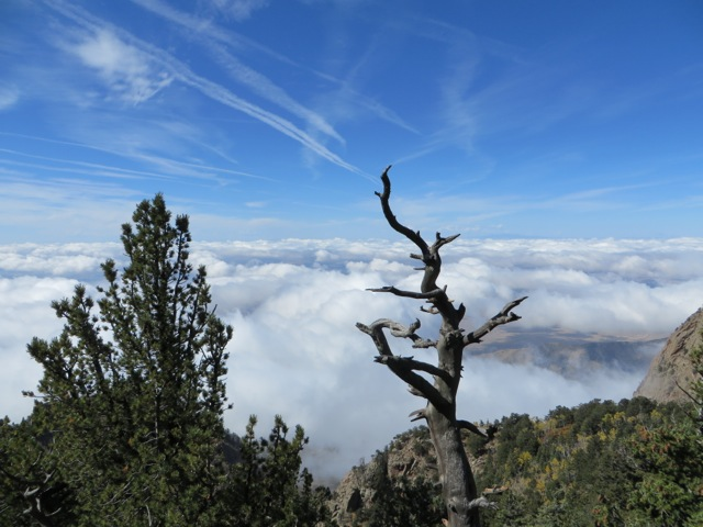 Travel Gallery: Above the clouds