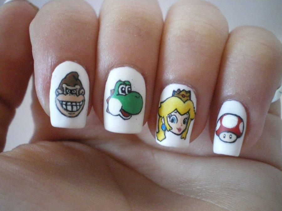 Nailed it! Maya Benia inspires as nail artist