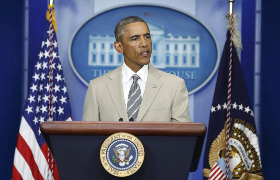 President Obama announces new ISIS policy