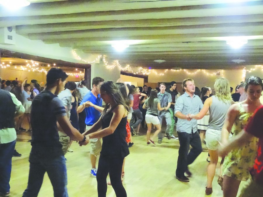 Heights Community Center hosts Swing Dancing Sessions