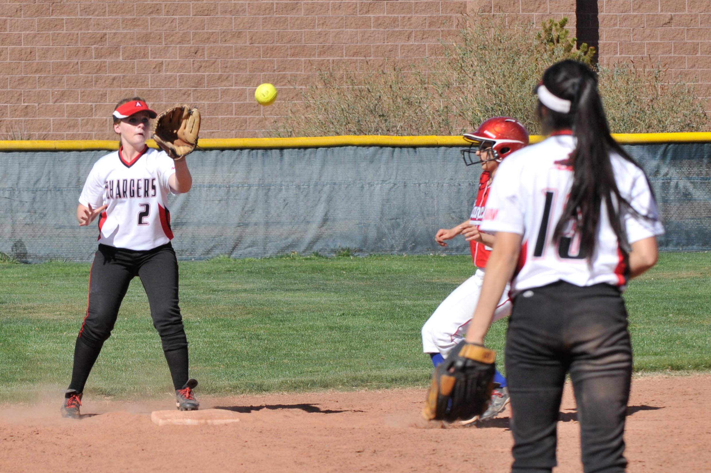 Charger+Softball+takes+second+in+Sandia+Prep+Invitational