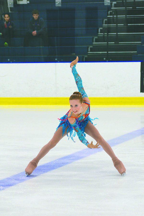 Shannon Porter: skating towards 2018