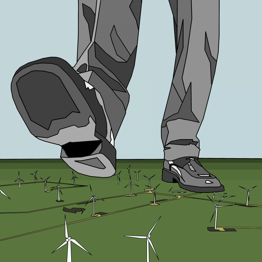 The Renewable Energy Crisis: advancing renewable energy has become a critical issue for the U.S.