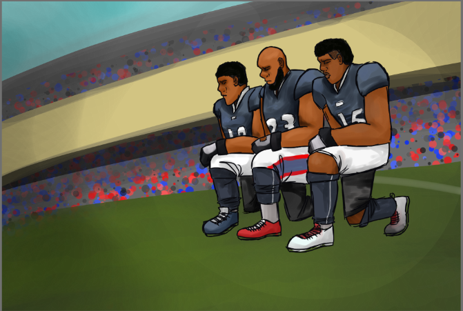 Crossfire: Should NFL Players be Allowed to Kneel?
