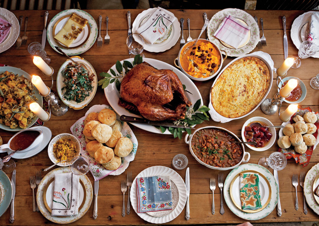 Holiday Meals – New Mexico Style
