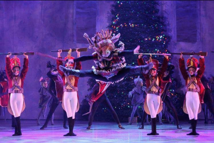 Nutcracker Ballet in the Land of Enchantment presents a new twist on a holiday classic