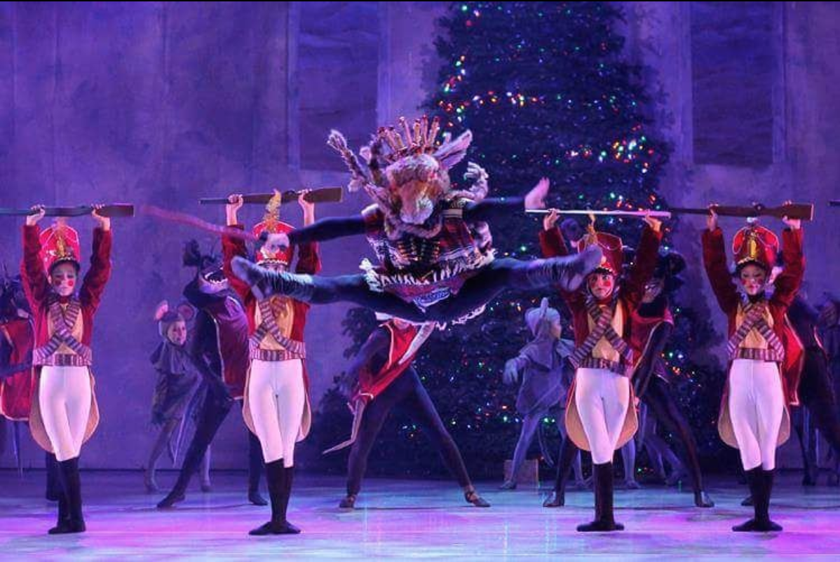 """""""Nutcracker Ballet in the Land of Enchantment"""" presents a new twist on a holiday classic"""