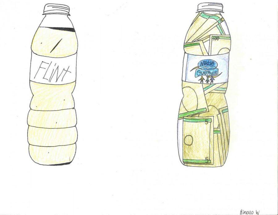 Flint and Nestle