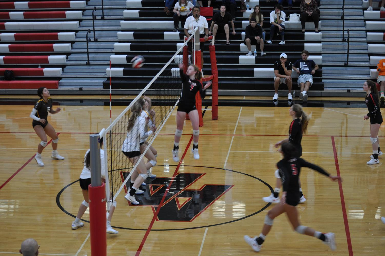 Volleyball+Mid-Season+Recap%3A+Volleyball+Team+is+on+the+Rise