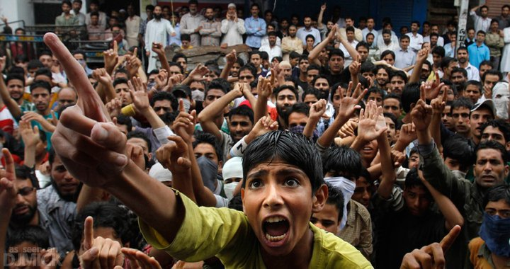 Turmoil Continues to Unfold in Kashmir