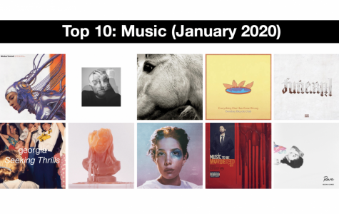 The Advocate's Top 10 Music Release for January, 2020