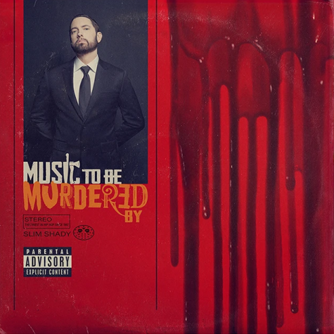 Music to be Murdered by Eminem