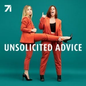 Unsolicited Advice: Podcast Reviews for Young Women