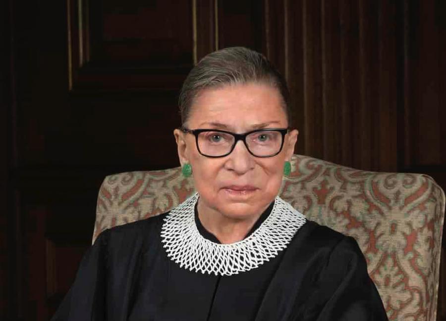 Ruth Bader Ginsburg Dies, 87