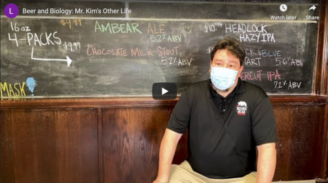 Beer and Biology: Mr. Kim's Other Life