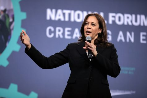 Kamala Harris, 2020 Democratic VP Nominee