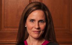 Trump's pick for supreme court justice, Amy Coney-Barrett