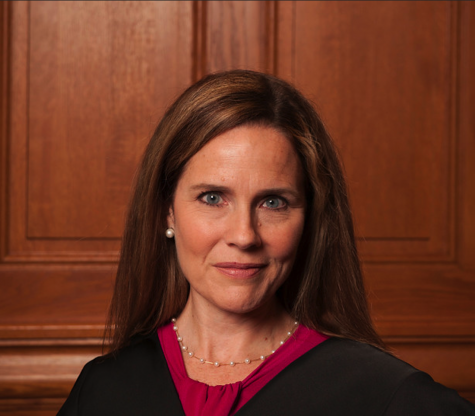 Trump's pick for supreme court justice, Amy Coney-Barrett