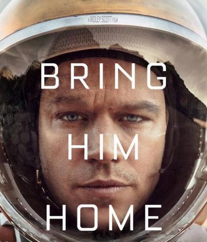 The Martian: An out-of-this-world Thriller