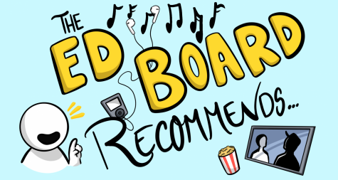 The Ed Board Recommends...