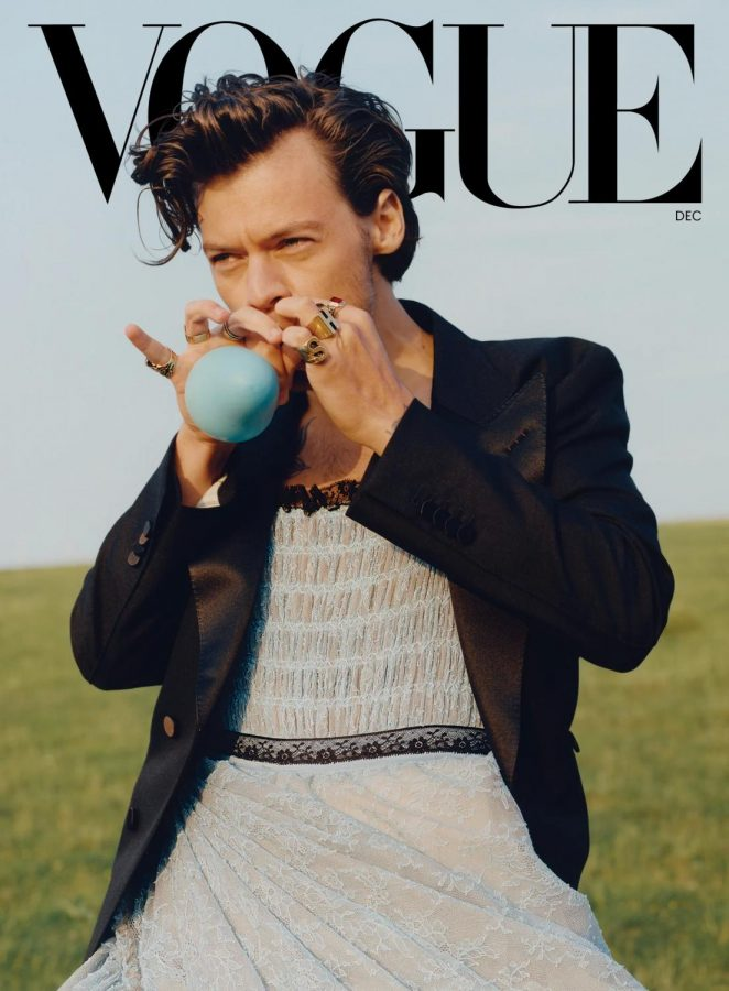 Vogue and Harry Styles