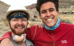 Ben and Theo have been friends since their Academy days, continuing to go on trips into the wilderness annually.