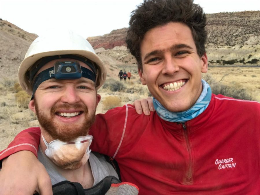 Ben+and+Theo+have+been+friends+since+their+Academy+days%2C+continuing+to+go+on+trips+into+the+wilderness+annually.