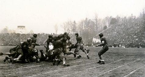 1942 Rosebowl game