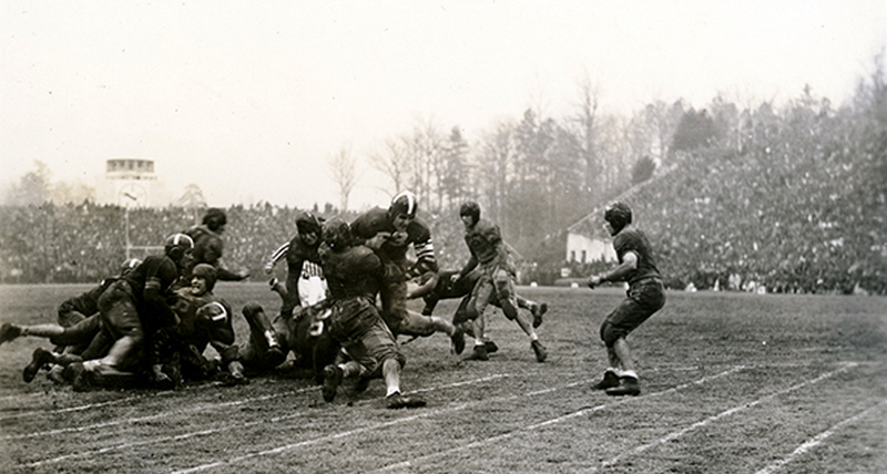 1942+Rosebowl+game