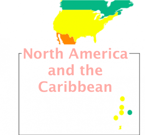 North America and the Caribbean