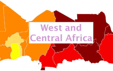 West and Central Africa