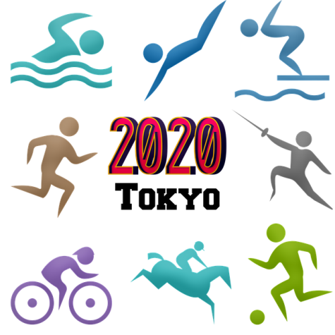 The 2020 Tokyo Olympics