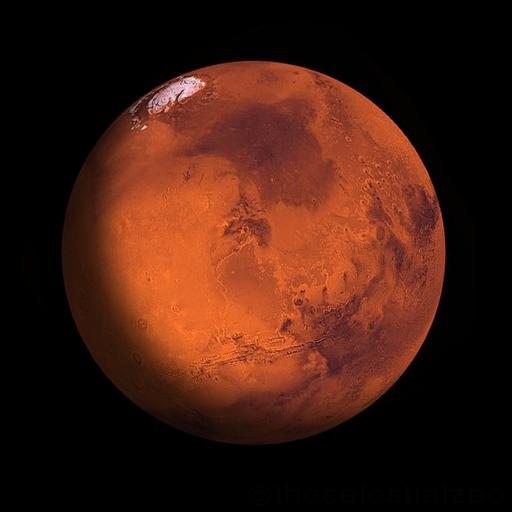 Traffic Jam on Mars?