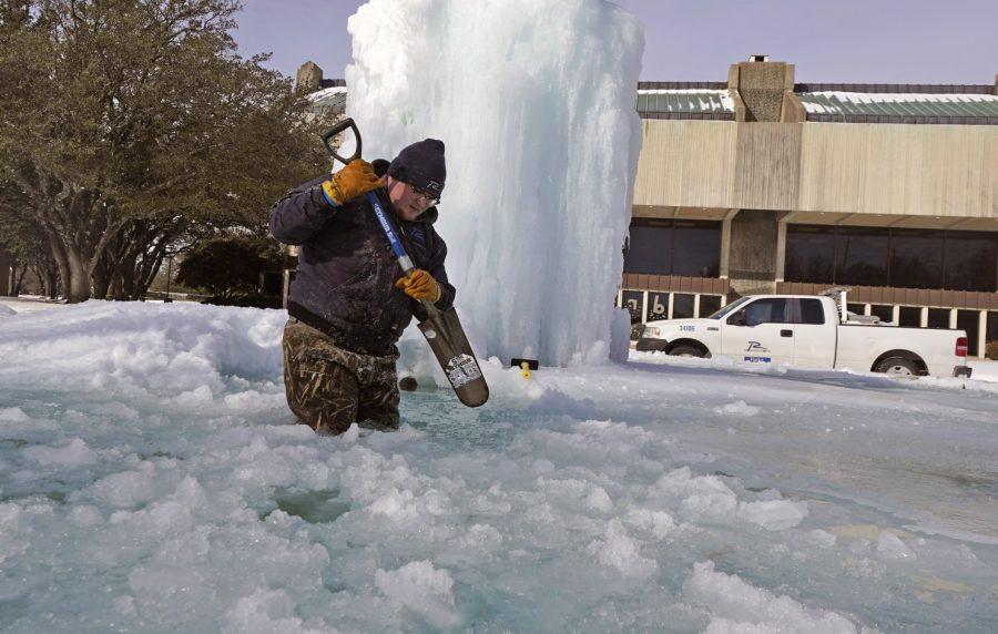 Texas Ice Age
