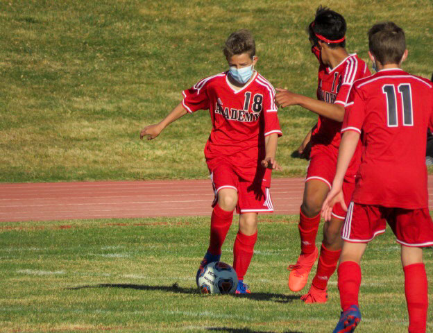 JV+Boys+soccer+team+completes+short+but+successful+season
