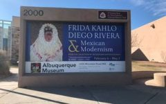 Albuquerque Museum Hightlights Frida and Diego