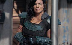 Mandalorian star Gina Carano fired