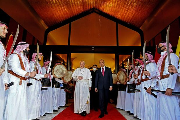 Pope Francis' Visit to Iraq