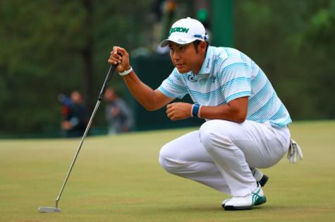 Hideki Matsuyama Wins the Masters