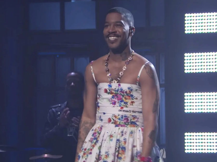 Kid Cudi's Gender Bending Performance