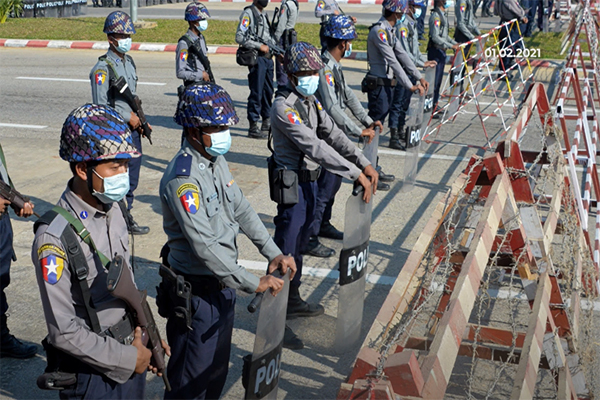 Update: The Coup in Myanmar