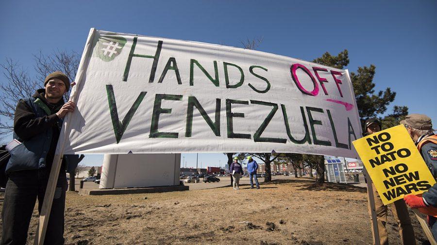 US Foreign Policy toward Venezuela