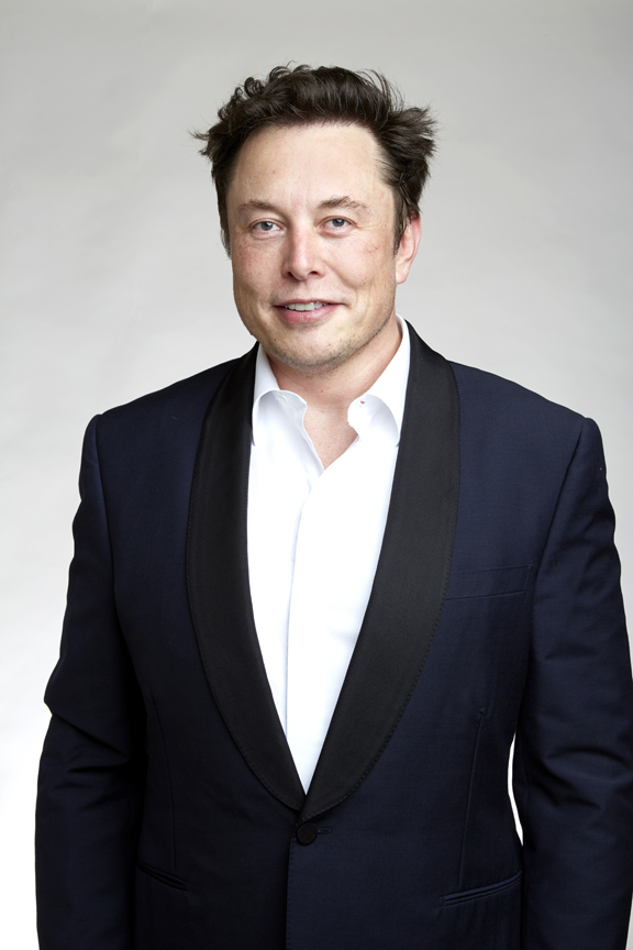 Elon+Musk+Spreads+his+Scent+on+SNL
